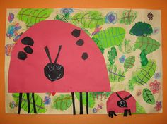 Ladybugs for pre-K
