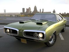 '70 Dodge Super Bee - 440.