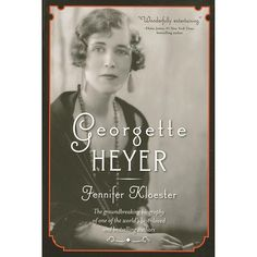 Georgette Heyer at Bas Bleu | UJ8832