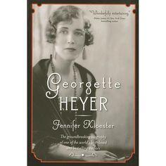 Georgette Heyer at Bas Bleu | UJ8832