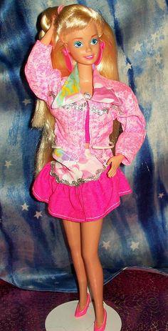 Paint N' Dazzle Barbie
