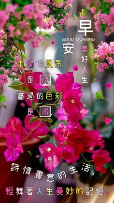 Morning Wish, Morning Greeting
