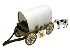 """FHE: """"This is the Right Place"""" - FHE lesson about keeping covenants like the pioneers did.  Includes free PDF files for covered wagon and bonnet activities, along with recipe for dutch oven vinegar taffy!"""