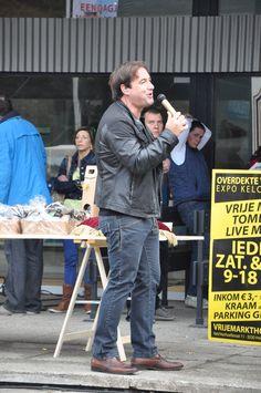 Opening Vrije Markt