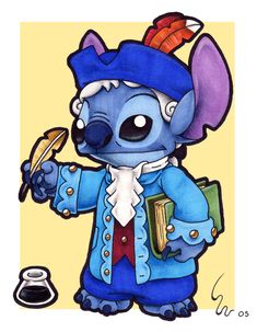 *STITCH ~ Lilo and Stitch
