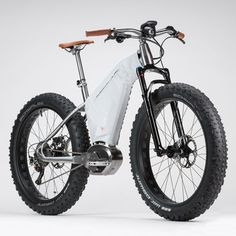 Starckbike by Philippe Starck and Moustache Bikes