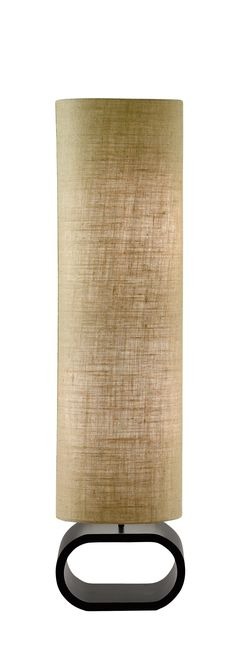 Shop for Harpgher Floor Lamp - Burlap at France & Son for the best deals. Free shipping on all orders over $99 in the US.