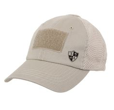5f7366449d38a SALT ARMOUR SOFT SHELL OPERATOR CAP  29.99 Soft Shell Polyester Moisture  Wicking With 4 Vent Holes