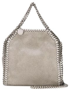 Shop Stella McCartney tiny 'Falabella' tote in Tiziana Fausti from the  world's best independent