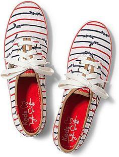 Keds Taylor Swift's Champion Bow Stripe