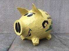 Sparschwein XXL Spendenschwein Spendenwutz Losbox Sammelschwein Leckerhaus Haus