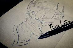#Iliustration #Drawing #sketch #Ilustración #Creativo #Diseño Geoven2