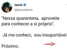 😀😀 #engraçado  #quarentine  #quarentena #lockdown  #coronavirus  #coronavirusbrazil  #portuguese  #brazilianportuguese  #learnportuguese Brazilian Portuguese, Knowledge