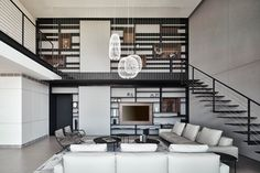 A Duplex Apartment - Picture gallery