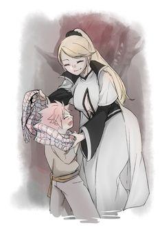 Anna and Natsu <3<3