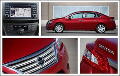 2013 #Nissan #Sentra 1.8 SV SL Review - The Nissan Sentra has finally put on its big-boy pants and is ready to take its place in the Nissan lineup as an affordable grown-up car for the middleclass looking for a stylish, functional vehicle that's good on gas. #carreview