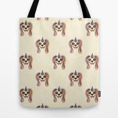 Dead rabbit Tote Bag by Sil Elorduy - $22.00 Rabbit, Tote Bag, Bags, Bunny, Handbags, Rabbits, Bunnies, Totes, Bag