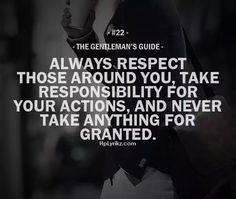 The Gentleman's Guide #22