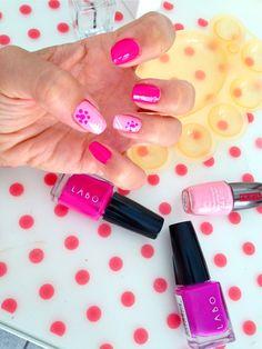 Smalti Labo Led Make-up secondo Glittermakeup83