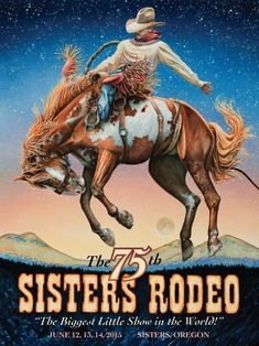 Dennis McGregor is a Sisters, OR fine artist and author of two children's books: You Stole My Name and Dream Again. Second Child, Rodeo, Childrens Books, Art Ideas, Sisters, Anniversary, Marketing, Artist, Movie Posters