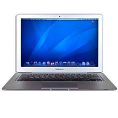 Apple MacBook Air Core 2 Duo P7500 1.6GHz 2GB 80GB 13.3 LED Notebook AirPort OS X w/Webcam & Bluetooth (2008) - B