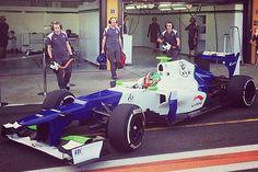 Fong Sauber 2014