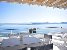 Meli Apartments & Villas Kiverion Offering a barbecue and views of the sea, Meli Apartments & Villas is situated in Kivérion in the Peloponnese Region. Nafplio is 8 km from the property. Free WiFi is offered . Holiday Apartments, Great Vacations, Bedroom Loft, Outdoor Furniture, Outdoor Decor, Sun Lounger, Seaside, Greece, Building