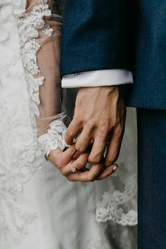 Gorgeous detail shot for wedding