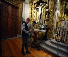 Search for Remains of 'Quixote' Author Narrowed Down