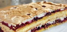 New Ideas breakfast cake recipes baking Romanian Desserts, Russian Desserts, Russian Recipes, Romanian Food, Baking Recipes, Cake Recipes, Dessert Recipes, No Bake Desserts, Just Desserts