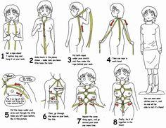 Japanese Bondage Rope Lesson