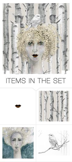 """""""The Bird's Nest"""" by aunt-kiki ❤ liked on Polyvore featuring art"""