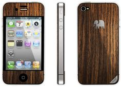 iPhone case - Rosewood Skin.   Hand-crafted in Connecticut