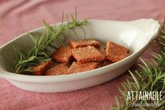 Gluten Free Crackers, Gluten Free Pizza, Pizza Snacks, Pizza Flavors, Dog Food Recipes, Food To Make, Spices, Homemade, Breakfast