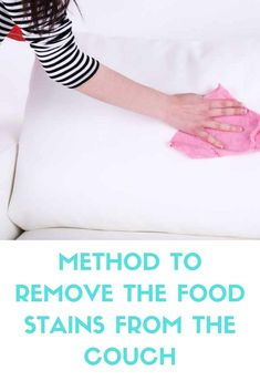 Method to Remove the Food Stains from the Couch Couch Cleaning, Upholstery Cleaning Services, Clean Couch, Food Stands, Get Over It, How To Remove, Stains, Detail, Leather