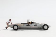 Bonneville Speed Week by Christopher Wilson via The Last Don.