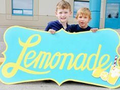 Who Knew What a Kid with a Lemonade Stand Could Do?
