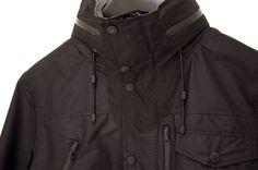 Features of the A Bathing Ape Gore-Tex Jacket.  #bape #goretex #jacket #streetwear #fashion #menswear #mensstyle #trend #style