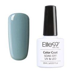 Elite99 UV Nail Polish Bling Shiny Surface UV Gel Nail Polish Nails Art Salon LED Soak Off Long Lasting Gel Nail Art UV Polish