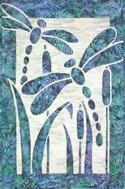 Batik dragonflies (another quilt idea)