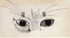 Cats Eyes by LUCIAN FREUD - Peter Nahum At The Leicester Galleries