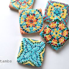 Check this out: Mosaic Cookies. https://re.dwnld.me/8K15C-mosaic-cookies