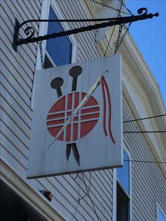 Yarn shop, Pennington, NJ