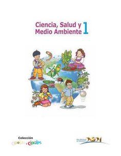 """Cover of """"1⁰ Ciencia, Salud y Medio Ambiente 1"""""""