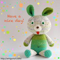 Tender Big Bunny http://amigunuri.com/product/tender-big-bunny