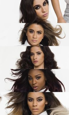 Fifth Harmony oh my god i have no words for how beautiful these girls are