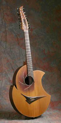 Pictures of unusual guitars ?