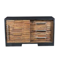Home Style 5050 06 Modern Craftsman Media Console, Distressed Oak Finish |  Media Consoles | Pinterest | Modern Craftsman, Smart Furniture And Craftsman
