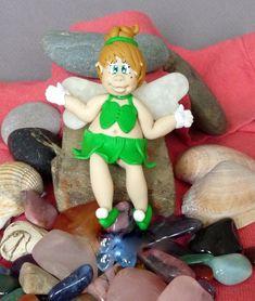 Figurine fée schrekotte - Un grand marché Elf On The Shelf, Nan, Creations, Boutique, Christmas Ornaments, Holiday Decor, Home Decor, Handmade, Everything