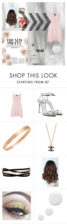"""""""pretty"""" by lindsss2 on Polyvore featuring Topshop, Cartier and Kenneth Jay Lane"""
